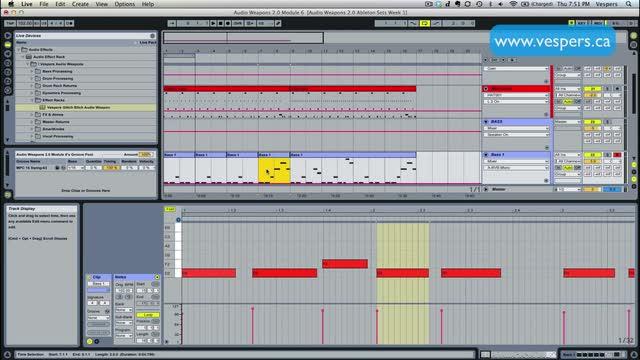 09 Bass Modulation