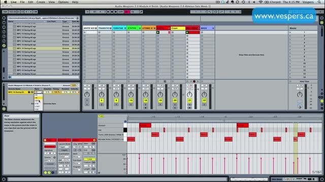 07 Midi Drum Processing