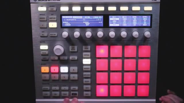 01 Creating A Performance Kit In Maschine Pt1