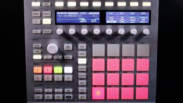 02 Creating A Performance Kit In Maschine Pt2