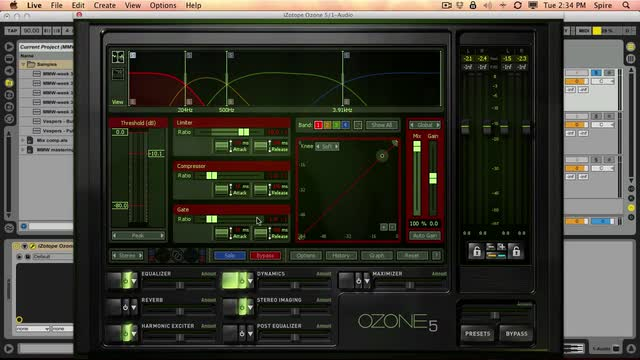 03c - Mastering With Ozone5