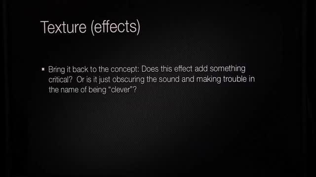 02a - Mixing & Mastering Concepts