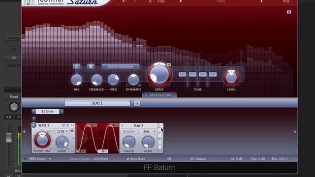04 -  Saturn - Fab Filter