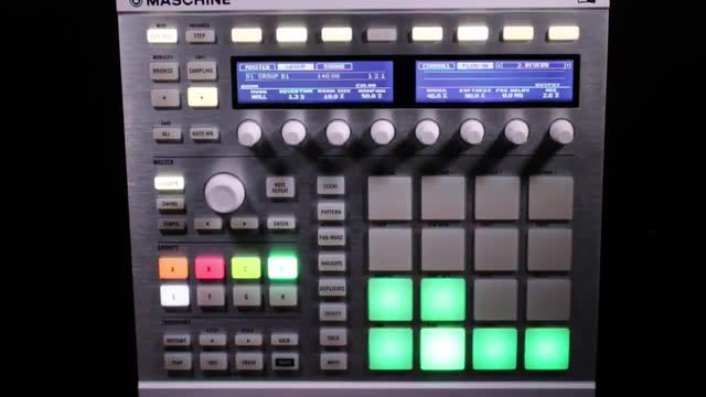 03 Creating A Performance Kit In Maschine Pt3
