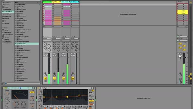 4.12 Final Mix-down