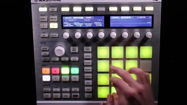 04 Creating A Performance Kit In Maschine Pt4