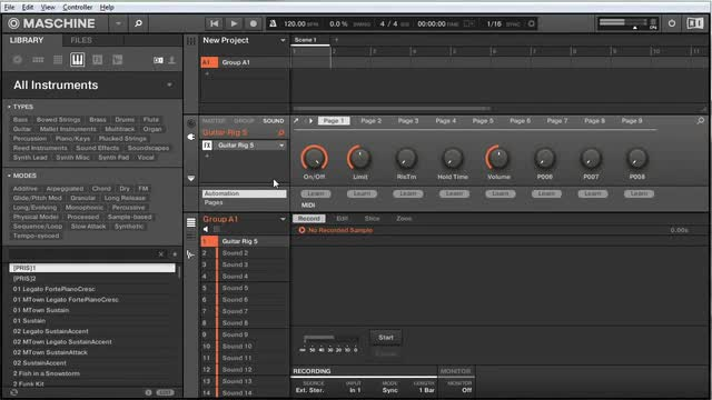 Understanding And Setting Up An Audio Interface With Maschine
