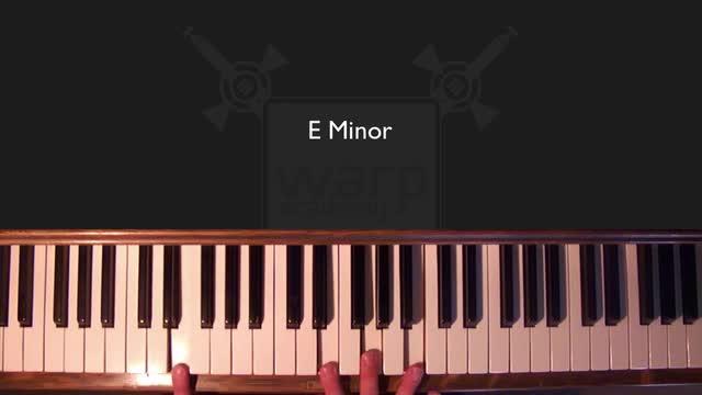 13 Major Minor Triads Inversions