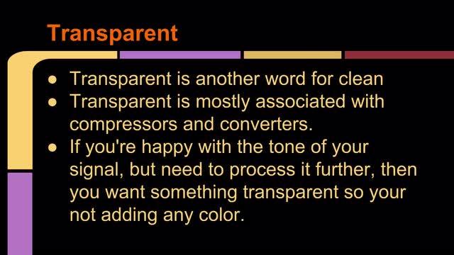11 Transparent