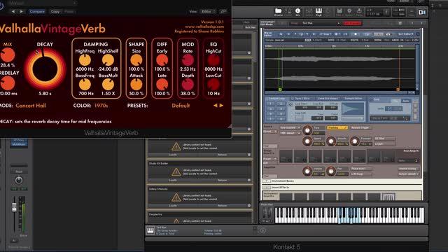 05 Creating Kontakt Instruments