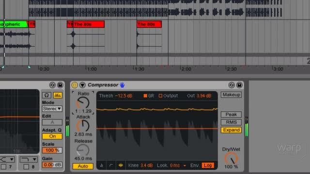 5.1.3 Dynamic Compression