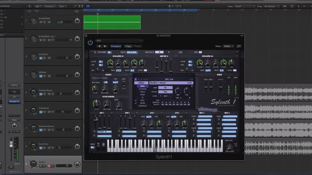 Transitions FX with Massive, Serum & Sylenth | ADSR Music