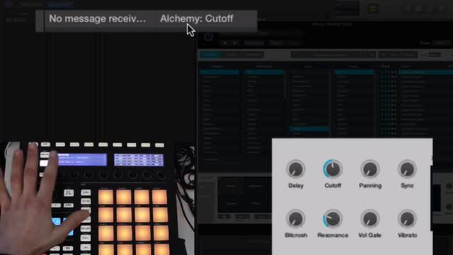 04 Recording Automation With A Midi Controller