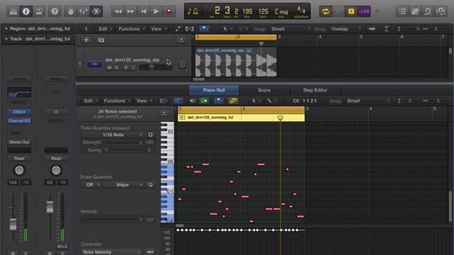 03 Midi Transform Randomise Pitch