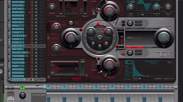 Drum Sound Design With Ultrabeat In Logic Pro X