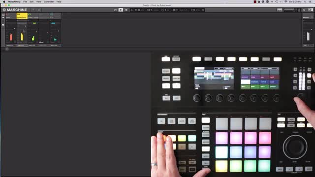 03 Power Mix Workflow