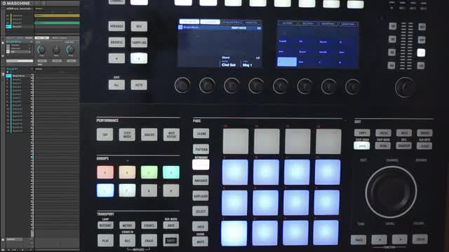 Getting Creative With Chord Mode In Maschine