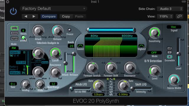 06 Vocoding With Evoc20 Polysynth