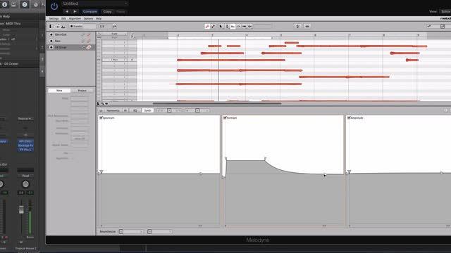 28 Sound Editor Synth Envelopes