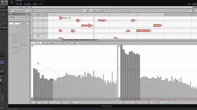 26 Sound Editor Harmonics