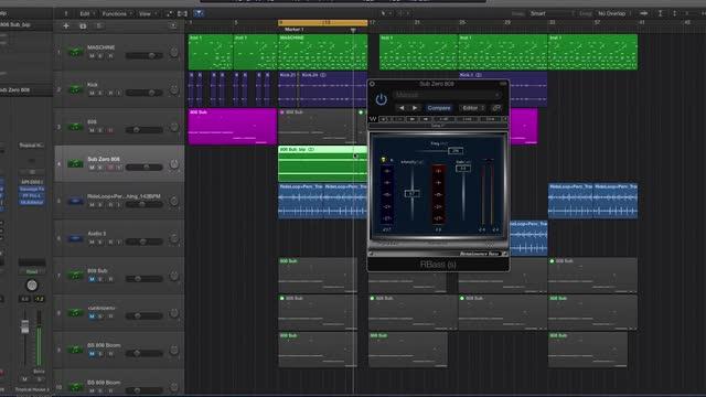 18 Bass Mixing Plugins