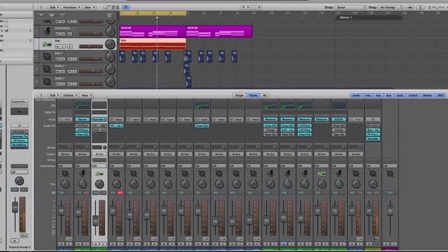 Finish Tracks Quicker With Static Mixing