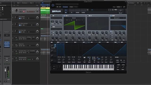 Multi Rhythm Lfo's