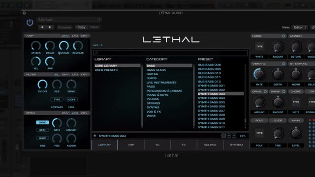 Lethal Audio Lethal - First Look