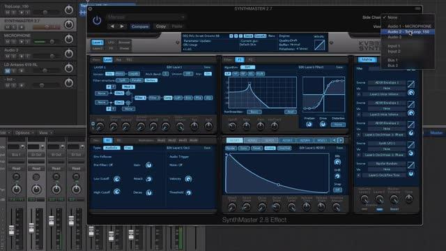 13 Audio In Oscillator