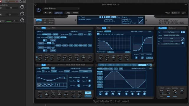 10 Wavetable Synthesis