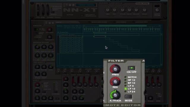 11 Modulation Filter Control