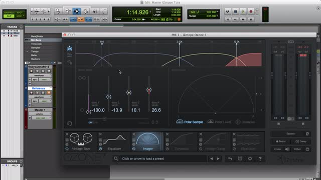 02 Mastering Mainstage & Bigroom House - With iZotope Ozone - In Any DAW