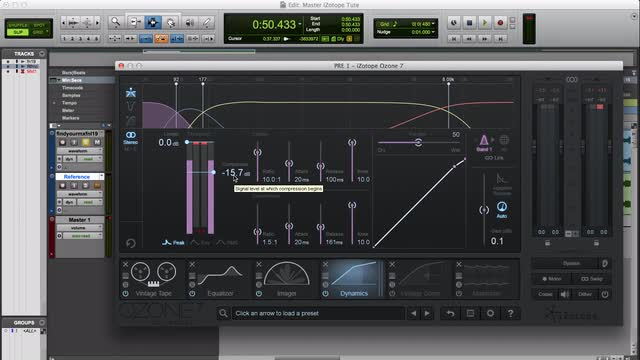 02 Mastering Trap  - With iZotope Ozone - In Any DAW