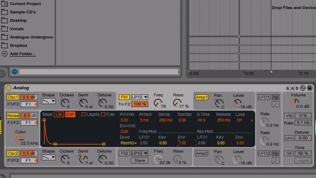 12 EDM Pluck & Lead