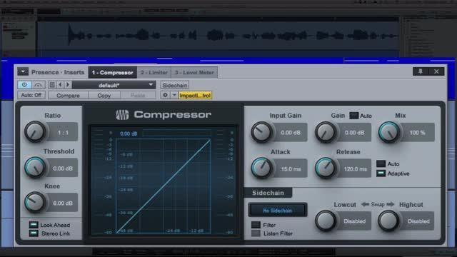 05 Compressor controls