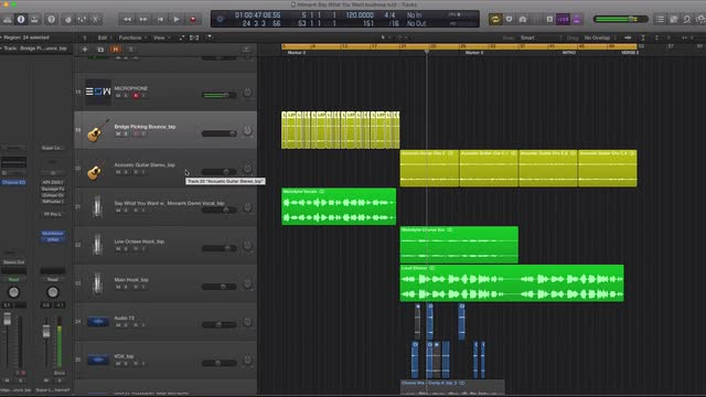17 Gain Staging Your New Tracks