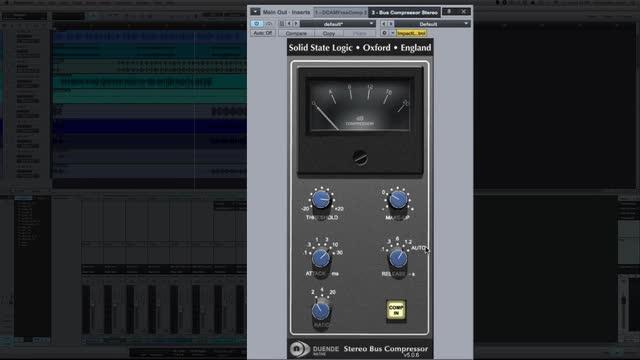 18 Mix Bus Compression pt2
