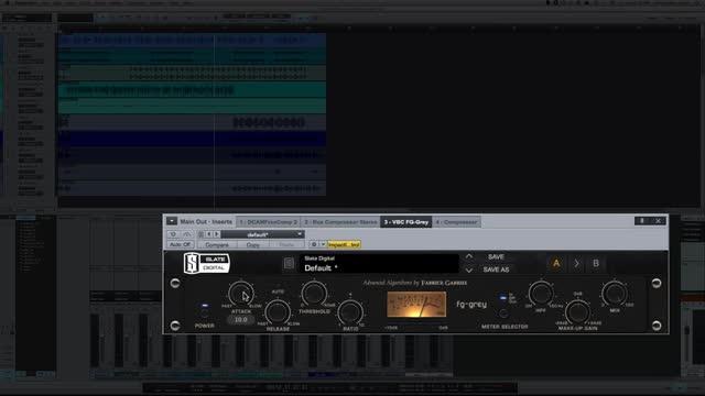 17 Mix Bus Compression pt1