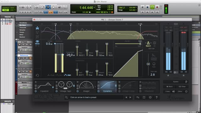 02 Mastering Future & Deep House - With iZotope Ozone - In Any DAW