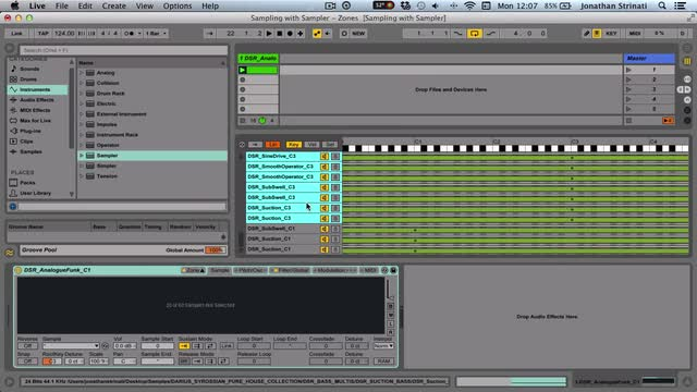 10 Tips For Setting Up Multi Samples