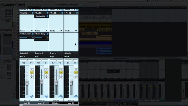 08 Advanced DAW Signal Flow