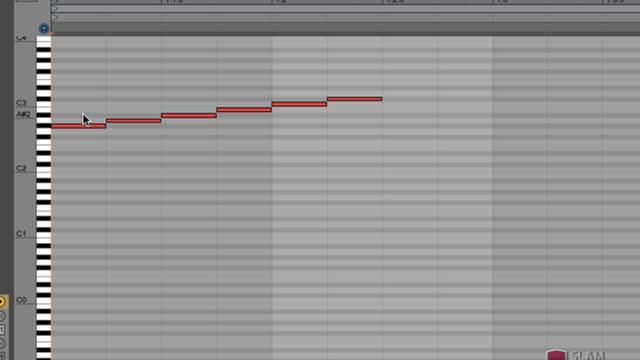 02 The Piano Roll Editor