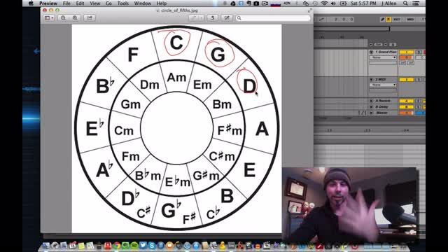 08 Circle Of Fifths 1 - Why? What We Know So Far
