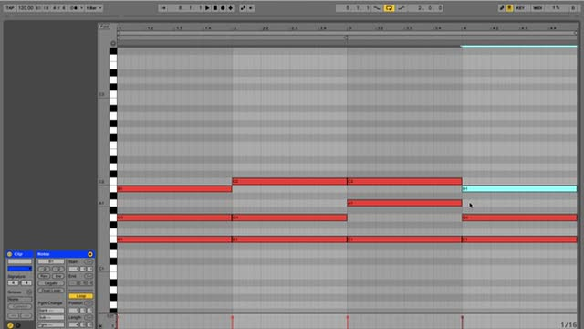 18 Example Track 2 Using Modes