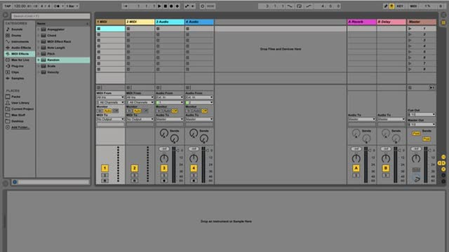 16 Producing With Modes