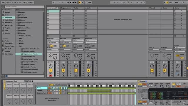 02 Instrument Racks Overview
