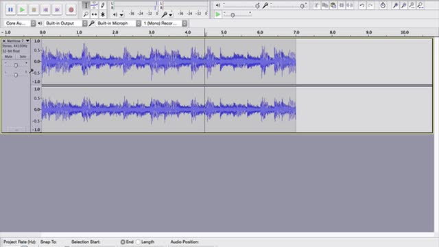 Audacity - Guide To Producing With Audacity | ADSR Music