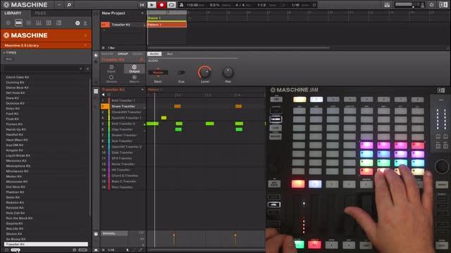 2.1 Recording A Basic Beat