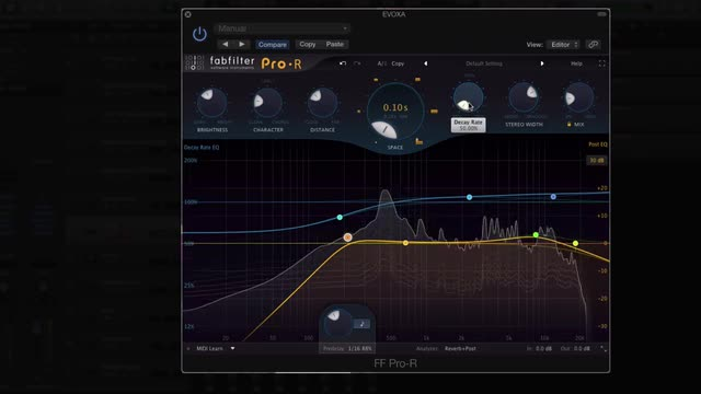 FabFilter Pro R - First Look