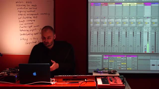 Echoplex Techno Masterclass 01
